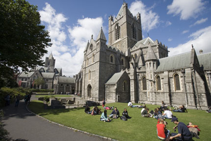 Christ Church Cathedral ph Holger Leue 2005